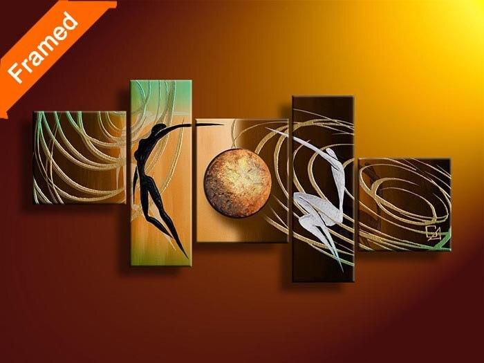 Абстрактный Рисунок Картина маслом стены искусства для современные украшения дома холсте высокого качества воспроизведения изображения краски