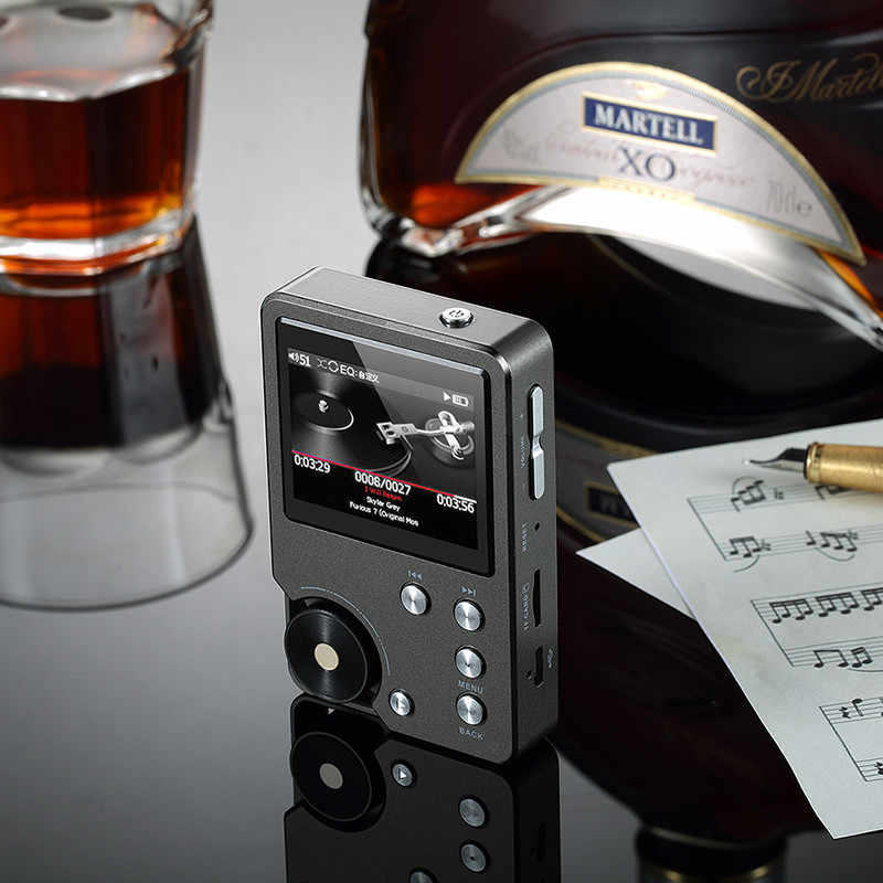 AIGO MP3-105 HIFI плеер Loseless мини портативный MP3 с tft-экраном WM8965 мини Hi-res Flac DSD Спорт эквалайзер Регулируемый USB