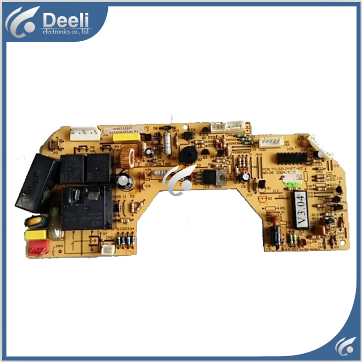 все цены на  95% New original for TCL air conditioning AC R25GG PCB:TCLDZ (JY) FT-KZ TCL board control board on sale  онлайн