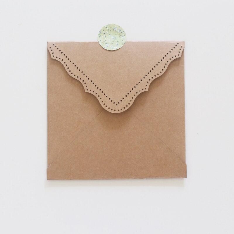 Kraft Paper Cd Sleeve Cherish Envelopes For Wedding Cd Case