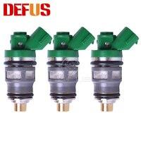 DEFUS 3/4/6/8/12PCS Hot sale Original Flow Valve Fuel Injector OEM 15710 87J00 For Suzuki DF40 DF50 1999 2010 Injection Nozzle