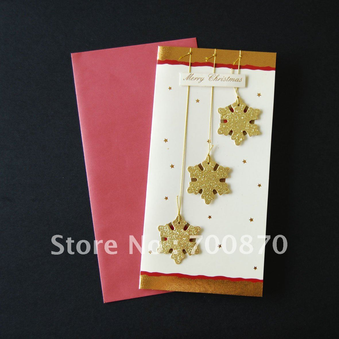 Promotional Freeshipping Mix 28pcspack 4 Designs Golden Foil 3d