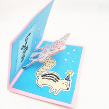 ZhuoAng Butterfly girl Cutting/DIY Paper Card Craft Embossing Die Cut DIY scrapbooking cutting machine