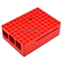 Raspberry Pi 3 B Shell Official Origin Raspberry Pi3 Pi2 Generation B Red Bricks