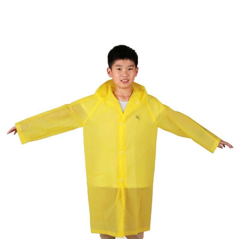 Emergency Waterproof Poncho Clear Rain Coat Events Festivals Travel Wholesale