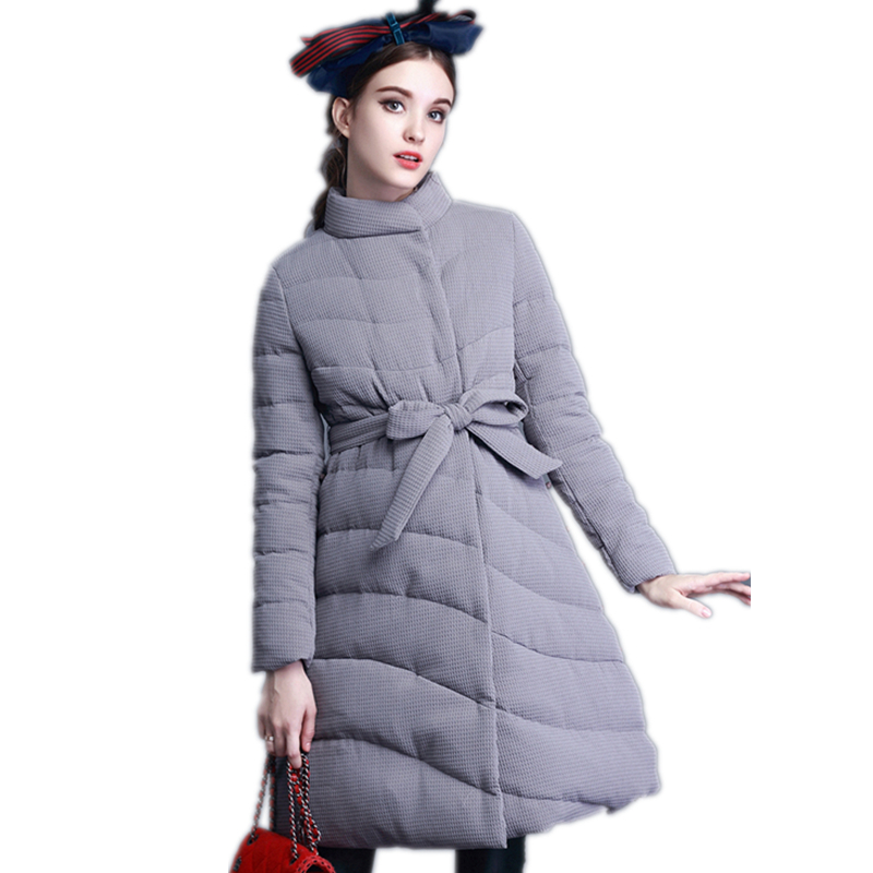 Manches Épais Long Parka Femmes gules Nouvelle Maxi Vestes gray Coton D'hiver Chaud Lxt30 Mode Arrivée Manteaux À Longues Black Rembourré qvEd46qO