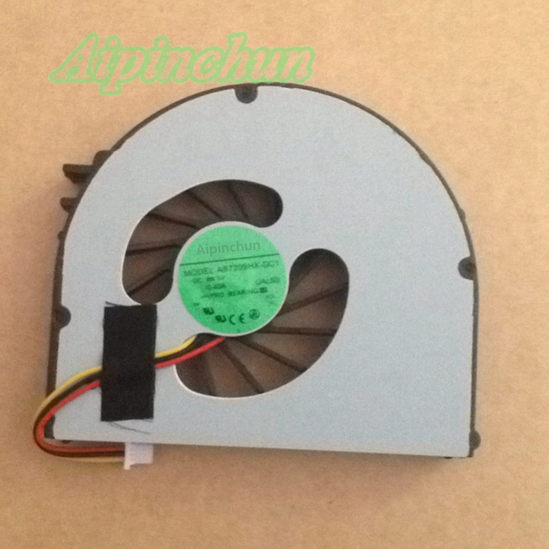 Aipinchun New CPU Cooling Fan For Dell N5110 15R Ins15RD 15RD Cooler Radiators Laptop Fan 2200rpm cpu quiet fan cooler cooling heatsink for intel lga775 1155 amd am2 3 l059 new hot