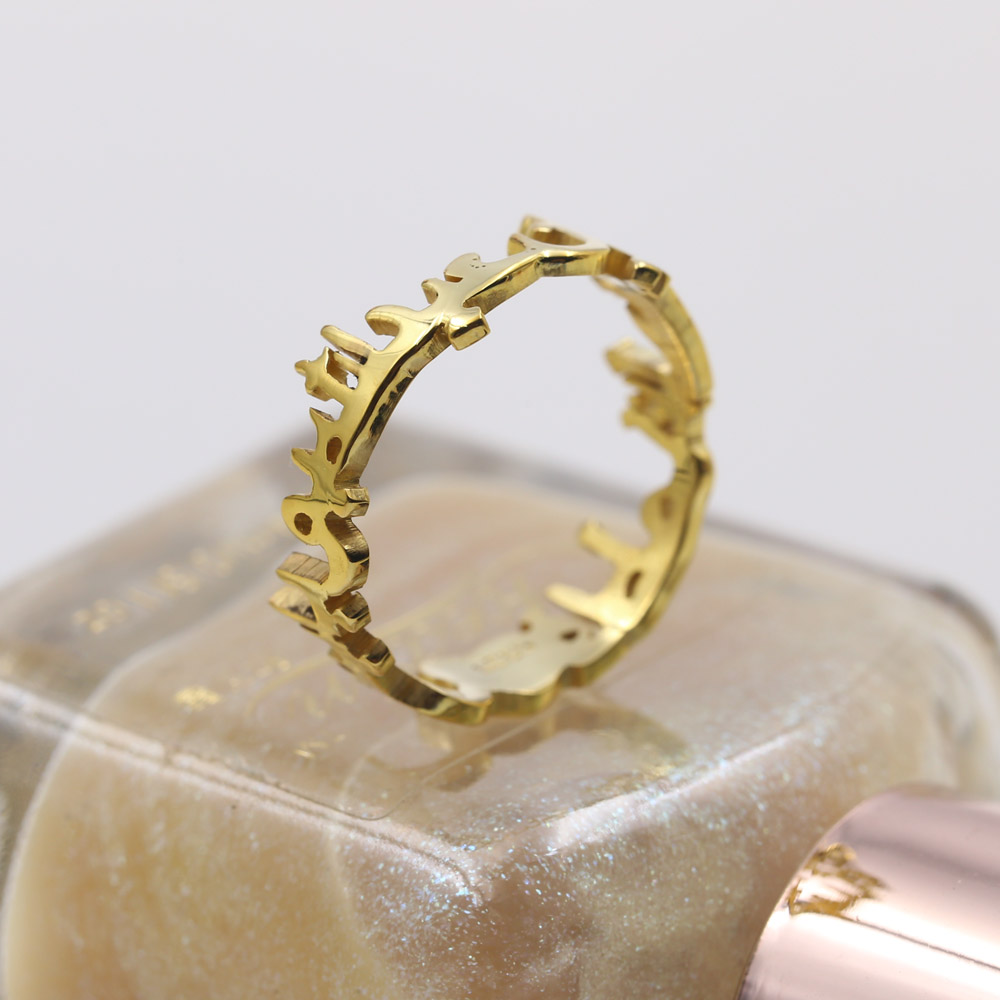 look gorgeous cute engagement golden rings having with diamond gold