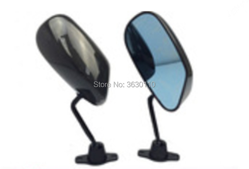 F1 CARBON FIBER LOOK racing side mirrors FIT FOR Mk3 Mk4 Mk5 Golf Jetta beetle S3 S4 A4 A3
