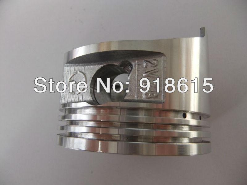 2V78 Piston   two-cylinder 8kw  gasoline generator spare parts hydraulic pump engineeing parts spv18 spare parts cylinder block piston valve plate