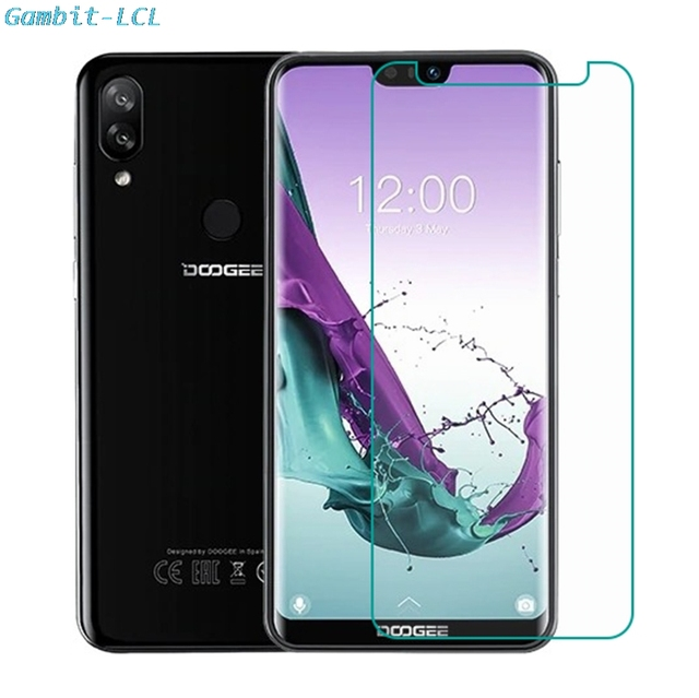 For Doogee N10 Smartphone 9H Tempered Glass  5.84