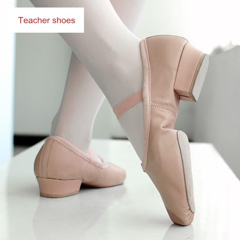 Flesh Camel Practice Ballet Shoes Canvas Ballet Shoes ... |Practice Ballet Shoes