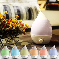 High Quality 1 3L Mini Ultrasonic Home Aroma Humidifier Air Diffuser Purifier Atomizer
