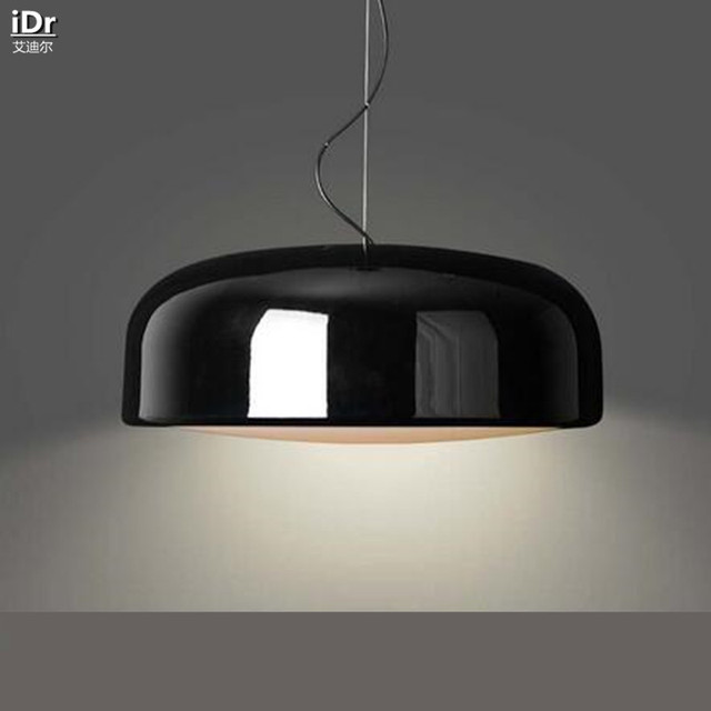 Continental minimalist modern creative lighting lamps living room dining room den lid Pendant Lights  wwy-0046
