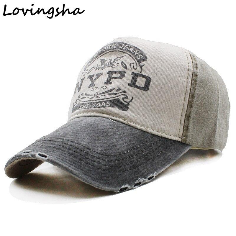 1801ca7728d Lovingsha Wholesale Adult Baseball Cap Snapback Hat Spring Cotton Cap Hip- hop Fitted Cap Cheap