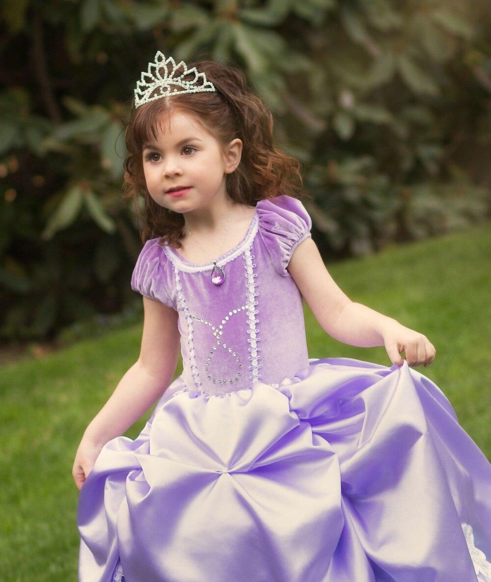 Groß Sofia Die Erste Geburtstagsparty Kleid Bilder - Brautkleider ...