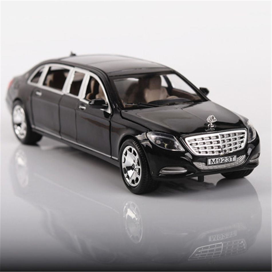 NEW-124-Maybach-S600-Metal-Car-Model-Diecast-Alloy-High-simulation-Car-Models-6-Doors-Can-Be-Opened-Inertia-Toys-For-Children-1