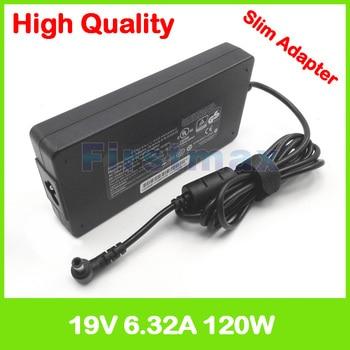 19V 6.3A 120W laptop AC Cargador/adaptador de corriente PA3290E-1ACA PA3290U-1ACA PA3336E-1ACA para Toshiba Qosmio G50 PX30T X70-B-102