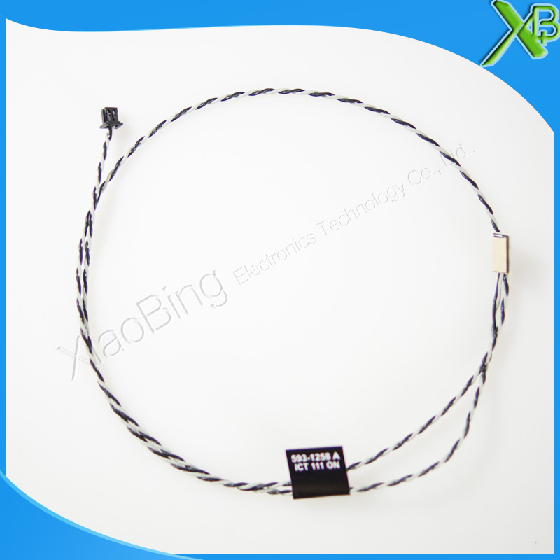 Brand New 593-1258 A For iMac 27 A1312 2011 SKin Temperature Sensor Cable 922-9847 593 bbcq 593 bbcy 593 bbcm 593 bbco toner cartridge chip for dell colour cloud multifunction c7765 7765 powder refill resetter