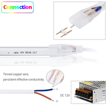 Waterproof Colorful LED Neon Light Tube for Home Decor