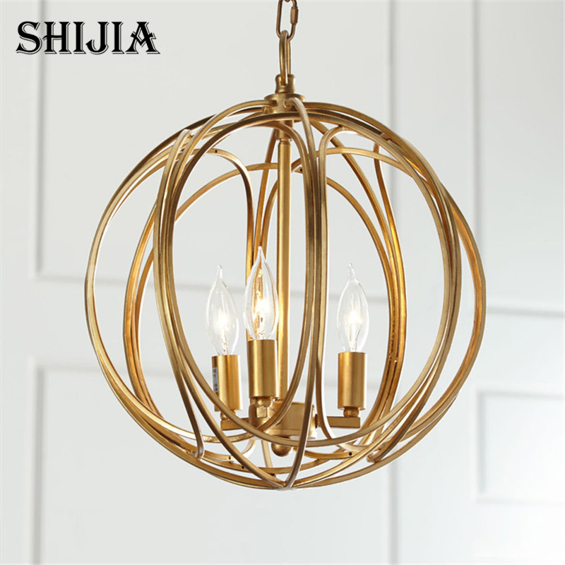Pendant Lights American Country Lamps Vintage Lighting for Living room Restaurant Bedroom Cafe Meeting Room retro country pendant lights loft vintage lamp restaurant bedroom dining room pendant lamps american style for living room