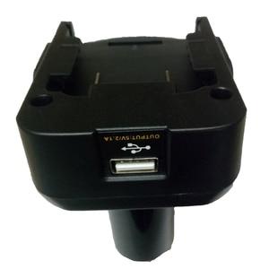 Image 5 - Adaptador de batería DM18RL para Dewalt, Milwaukee, 20V/18V, batería de ion de litio para Ryobi 18V P108 ABP1801