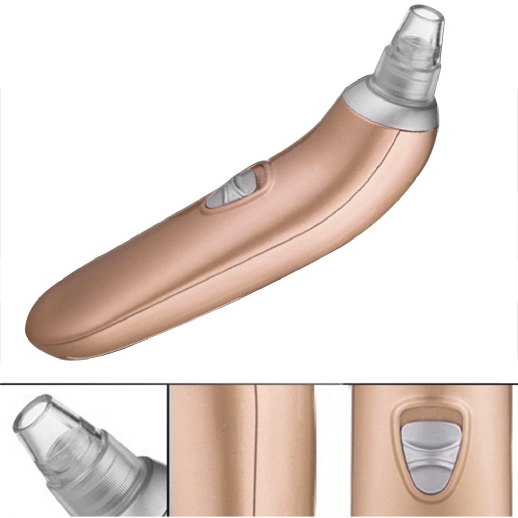 Blackhead Removal Electric Facial Vacuum Pore Cleaner Spot Acne Remover Vacuum Suction Extraction Face skin care tool 5