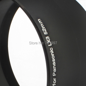 Image 2 - Pixco 52mm lens adaptörü Tüp çalışma Panasonic LUMIX DMC LX3 32222089783