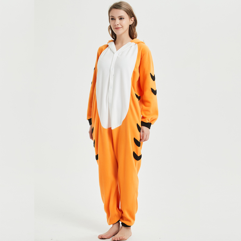 p6001 p6000 Bengal tiger women kigurumi Bengal tiger kigurumi Bengal tiger  adult onesie Bengal tiger adult onesie pajamas ... ab758f81d