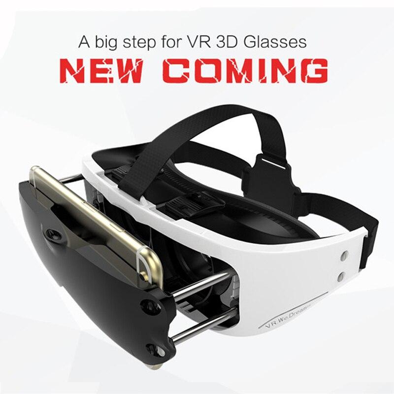 New <font><b>Hotsale</b></font> <font><b>VR</b></font> EYES <font><b>Virtual</b></font> <font><b>Reality</b></font> 3D <font><b>Glasses</b></font> Helmet <font><b>VR</b></font> <font><b>BOX</b></font> Headset 3D <font><b>VR</b></font> + Bluetooth Remoter Gamepad For All Smart Phones