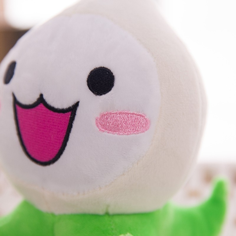 1PC 20CM Over Game Watch Pachimari Plush Toys Soft OW Onion Small Squid Stuffed Plush Doll Cosplay Action Figure Kids Toy 5