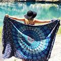 Lenços elegantes New Sexy Verão Swimwear Praia Cover Up Pareo Sarongs antisunshine Biquíni Cachecol Túnica JL23 Envolve O Transporte Livre