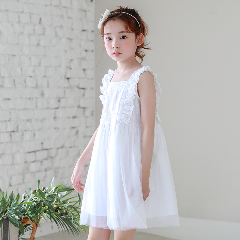 Girls Dresses Summer Costume For Kids Clothes 2018 Brand Princess Dress Children Clothing Baby Girls Dress Vetement Enfant Fille brand girls dress corduroy cartoon bird bear patch embroidery kids dresses for girls clothes princess dress children costume