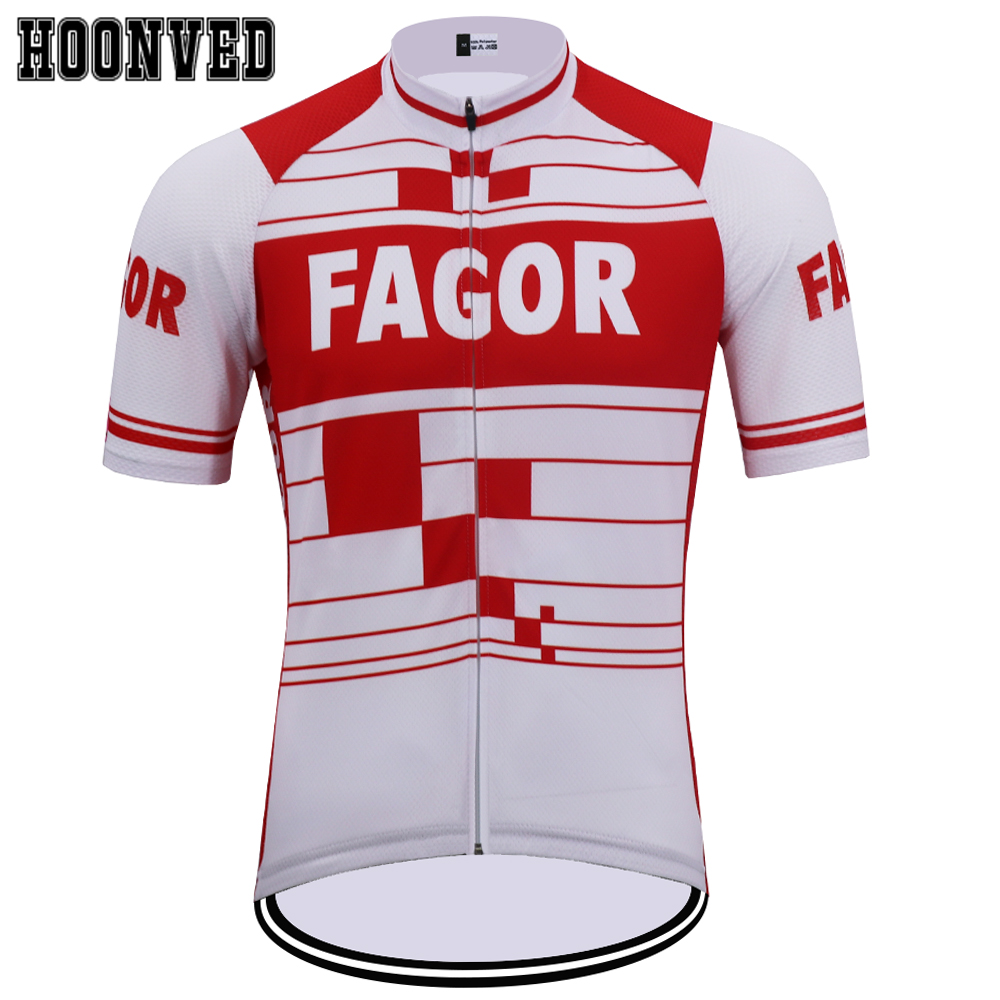 0491e3d01 1985 The Tour de France Go Pro Men Fagor Retro Gobik Cycling Jersey Short  Sleeves Triathlon Clothing maillot ciclismo hombre-in Cycling Jerseys from  Sports ...
