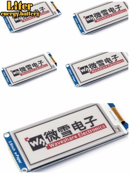 5pcs /lot 2.9inch E-Ink display module,2.9'' e-paper,296x128,Three Display color: red,black,white, SPI interface,No backlight,