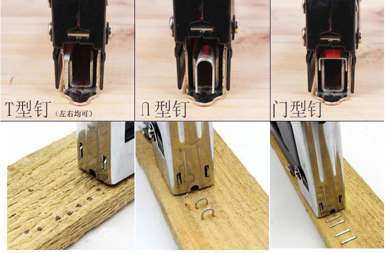 aliexpresscom buy manual nail staple gun stapler for wood furniture door upholstery framing nail gun from reliable gun tattoo suppliers on aiyun tools