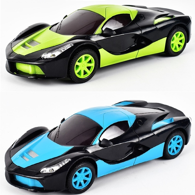 1 20 Scale Simulation Super Racing Cars With Beautiful: New Simulation RC Super Racing Cars Model Led Light Speed