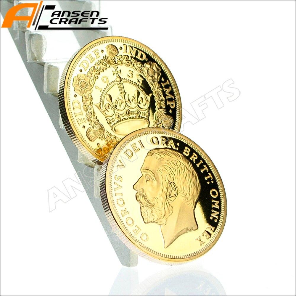 Hot Sale 1933 Georgivs V Dei Gra  Britt  Omn  Rex Crown Gold Coin Fr ... 9ab65d340d57