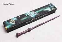 In magazzino vendita calda new metal core sirius black magic wand/Harry Potter Bacchetta Magica/Alta Qualità Per Bambini Giocattoli Regalo Scatola di Imballaggio