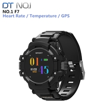 DTNO.1 F7 GPS Smart watch Wearable Devices Activity Tracker