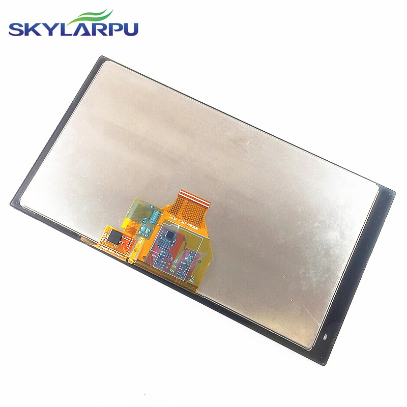 skylarpu 6 inch LCD screen for Garmin nuvi 2639 2639LM 2639LMT GPS display screen with touch screen digitizer panel skylarpu 5 inch for tomtom xxl iq canada 310 n14644 full gps lcd display screen with touch screen digitizer panel free shipping