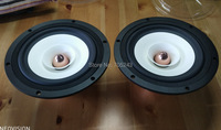 pair 2pcsMelo David HiEND 6.5inch fullrange speaker ( Alnico magnet) PK fostex