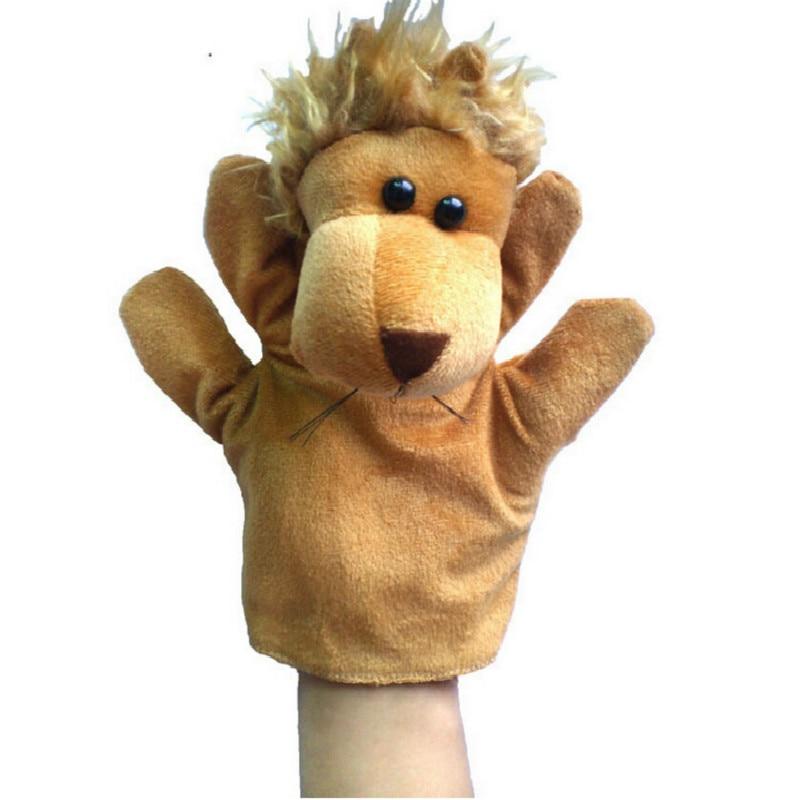 2016-Hot-Products-Jungle-Book-props-0-24-months-Baby-toys-Animal-hand-puppet-LionstigersducksmonkeysgiraffesrabbitsKoala-4
