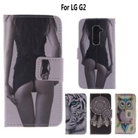 For Coque LG G2 Case For Fundas LG G2 Cover Case D801 D802 5 2 Inch