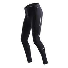 цена на New 2019 Spring Autumn Cycling Pants With 4D Gel Pad Cycling Tights MTB Road Bike Pants Downhill Bicycle Pants Ciclismo Trousers
