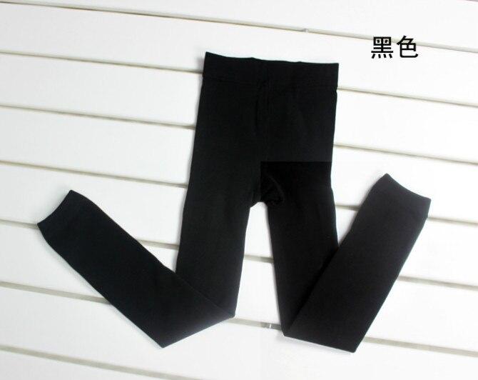 2018 Hot & New Winter Children Fleece Leggings Korean Girls Pants With Velet Trousers Children's Clothing by Shimiyangguang