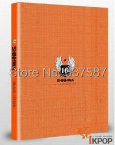 SHINHWA MUST GO ON 10TH ANNIVERSARY LIVE IN SEOUL (Orange Edition / Re-lease) (Including 100p Photobook) bigbang 2012 bigbang live concert alive tour in seoul release date 2013 01 10 kpop