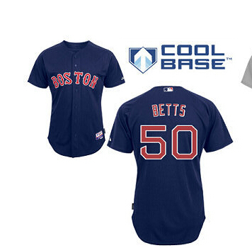 Mookie Betts Jersey 50  Boston Red Sox Red White Blue Gray Top Stitched  Quality Hot Sale Men Betts Baseball Jersey Free Shipping-in Baseball Jerseys  from ... be65ecd9c