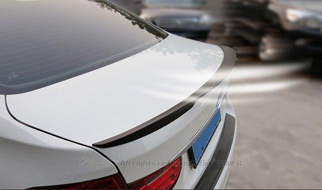 Spoiler For BMW F10 F18 520i 523i 525i 528i 535i 2011-2017 Rear Trunk Wing Spoilers Trunk Lid Diffuser