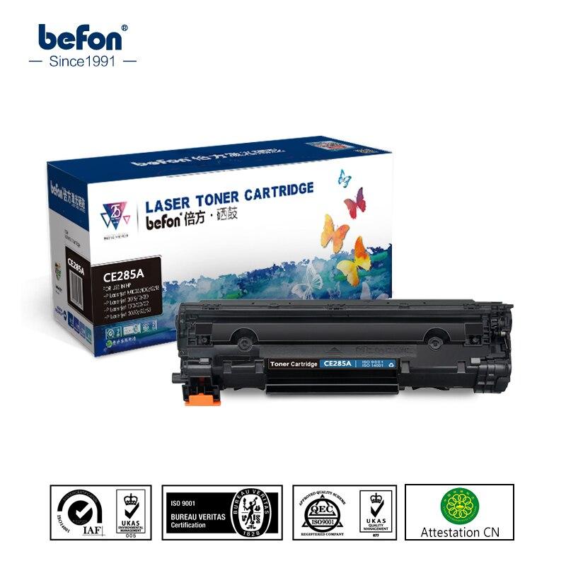 Befon Compatível Substituição Do Cartucho de Toner para HP 85a CE285A 285A P1102 P1102W laserjet pro M1130 M1132 M1134 M1212 mf 3010